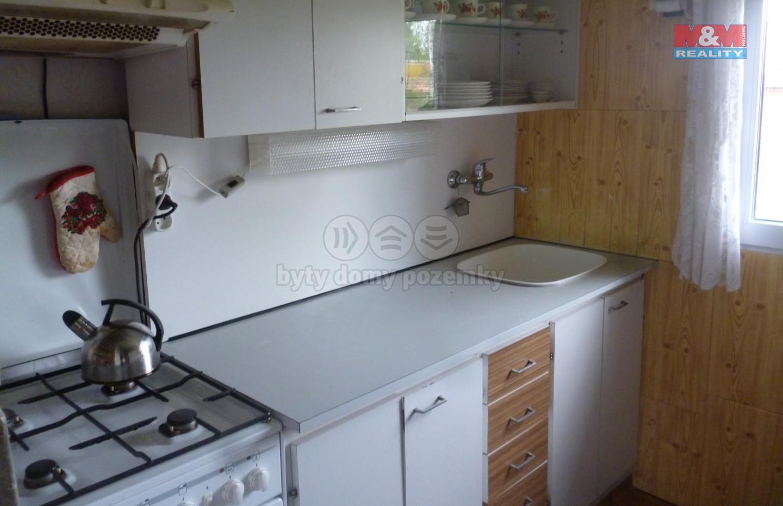 Prodej, chata 3+1, 56 m2, Velenov