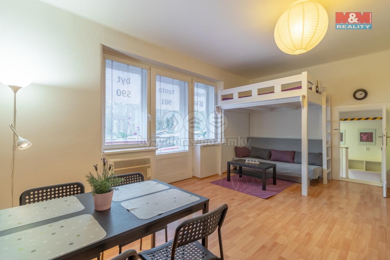 Prodej, byt 2+1, 58 m2, Praha 3 - Žižkov, ul. Jičínská