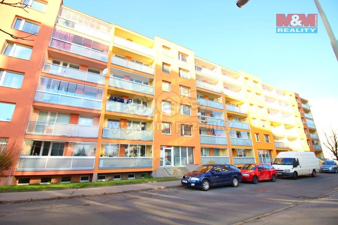 Prodej, byt 2+kk, Mělník, ul. Veslařská