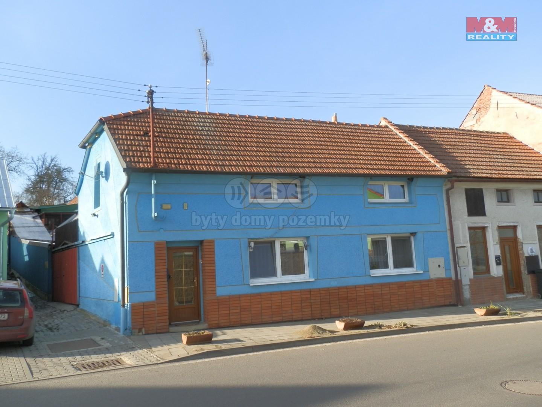 Prodej, rodinný dům 4+1, Prostějov, Otaslavice