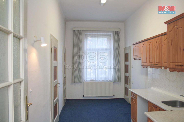 Pronájem, byt 3+1, 108 m², Opava - Předměstí