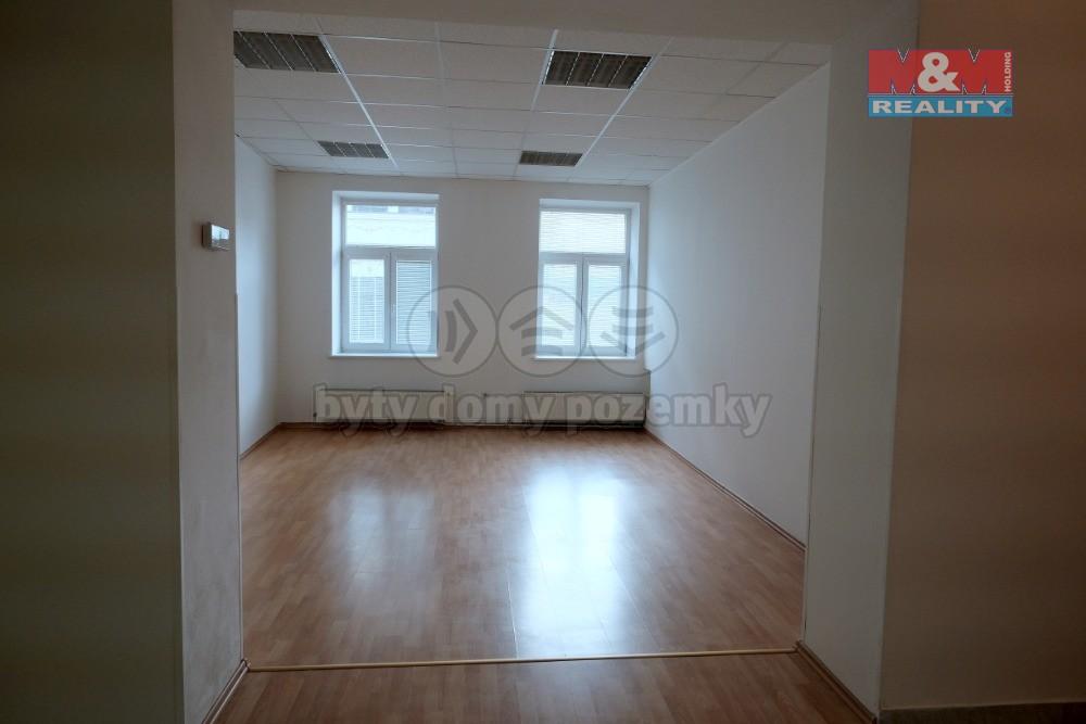 Pronájem, byt 1+kk, 40 m2, Ostrava, ul. Žerotínova