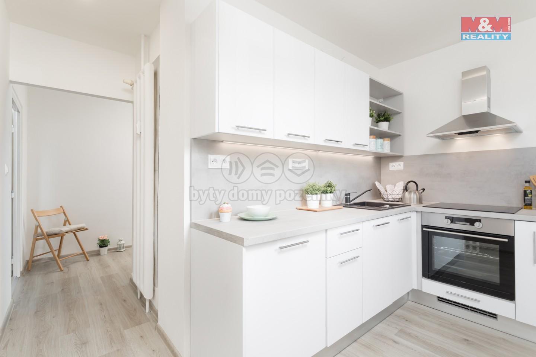 Prodej, byt 2+1, Olomouc, ul. tř. Svornosti