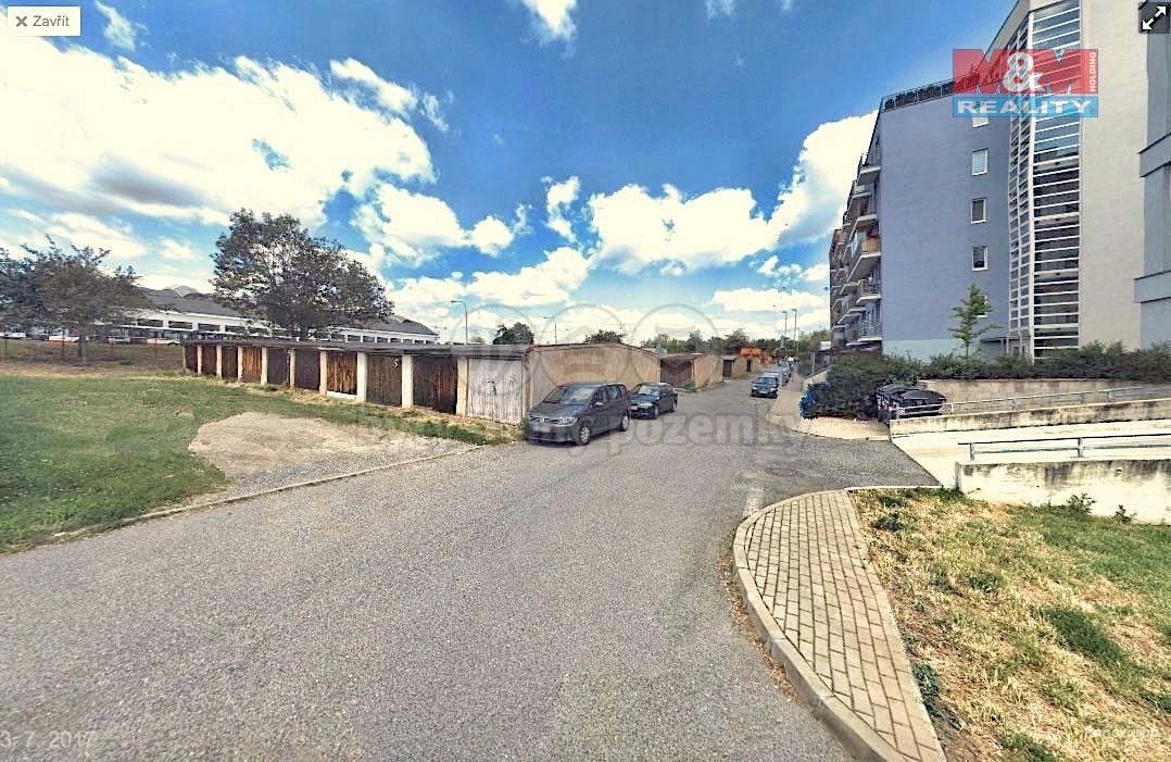 Prodej, garáž, 18 m², Praha - Michle, ul. Novobohdalecká