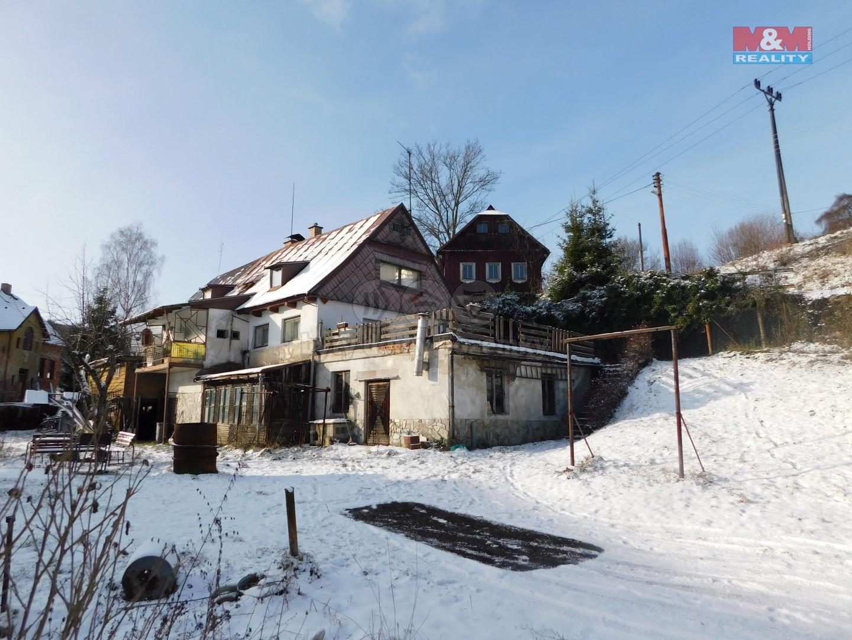 Prodej, rodinný dům, 2140 m2, Smržovka