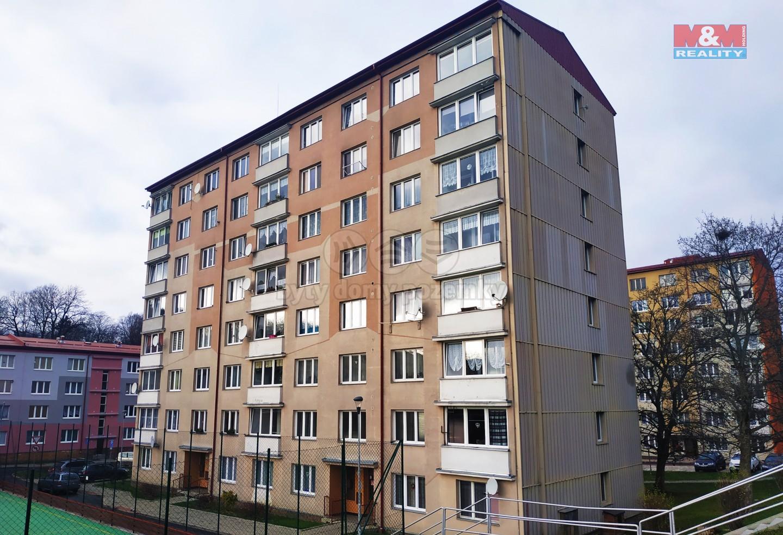 Pronájem, byt 2+1, 62 m2, Aš, ul. Karlova