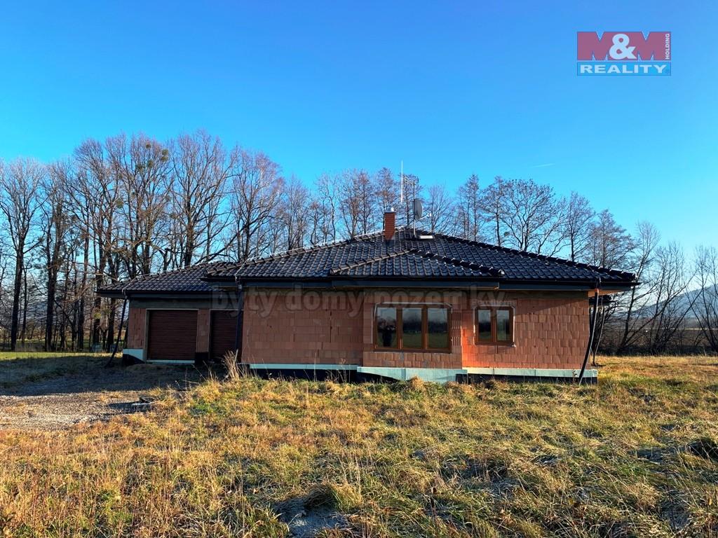 Prodej, rodinný dům, 224 m², Ropice