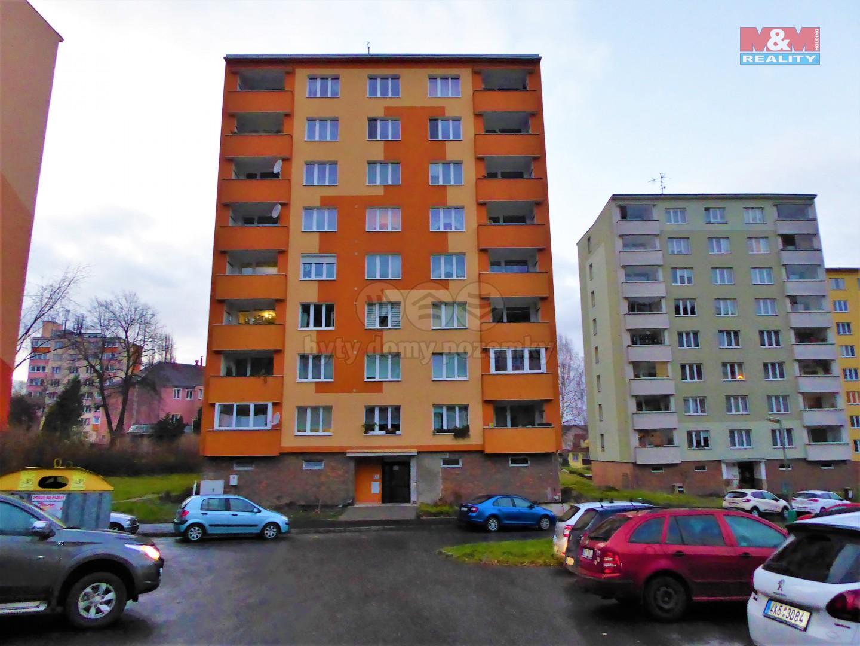 Prodej, byt 4+1+L, 81 m2, Karlovy Vary, ul. Modenská