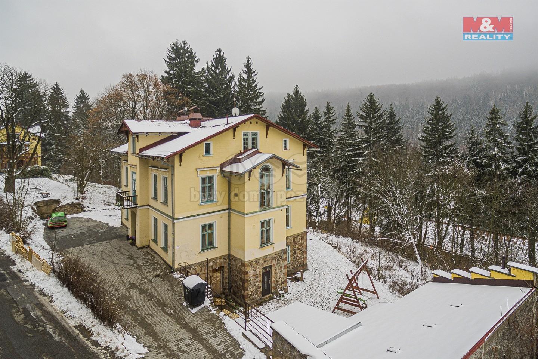 Prodej, penzion, 987 m², Janské Lázně, ul. Lesní