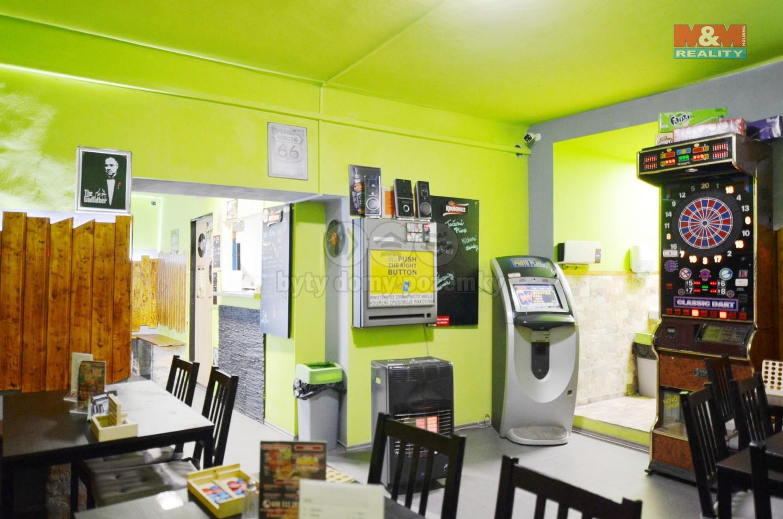 Pronájem, restaurace, stravování, 71 m², Brno