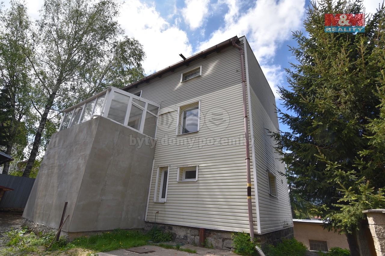 Prodej, rodinný dům, 190 m2, Liberec, ul. Slepá