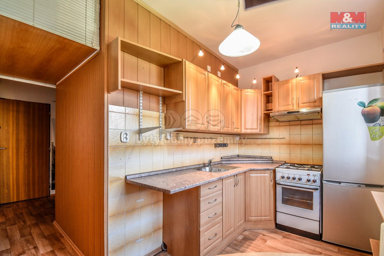 Prodej, byt 2+1, 56 m², Ostrava, ul. U Parku