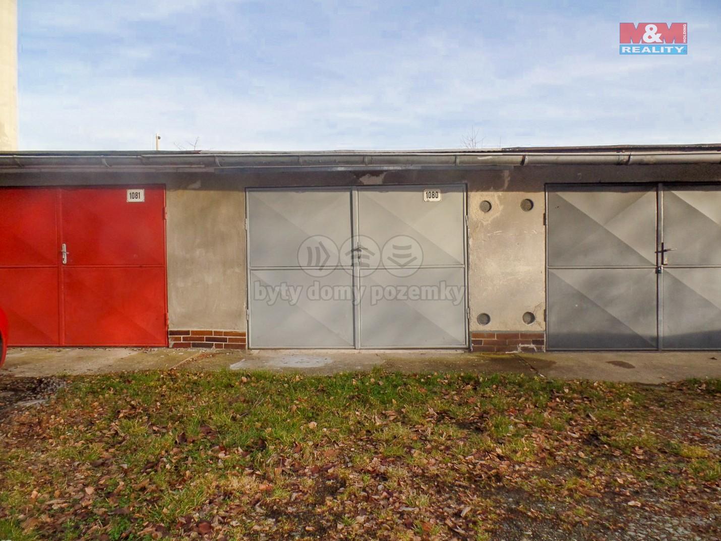 Prodej, garáž, 21 m², Česká Lípa, ul. Svatopluka Čecha