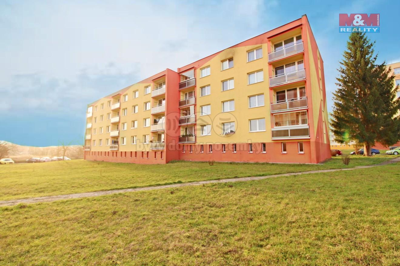 Prodej, byt 3+1, 81 m2, Stráž pod Ralskem, ul. Okružní