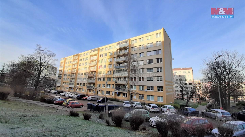 Prodej, byt 3+1, 54 m2, OV, Most, ul. Jana Kubelíka