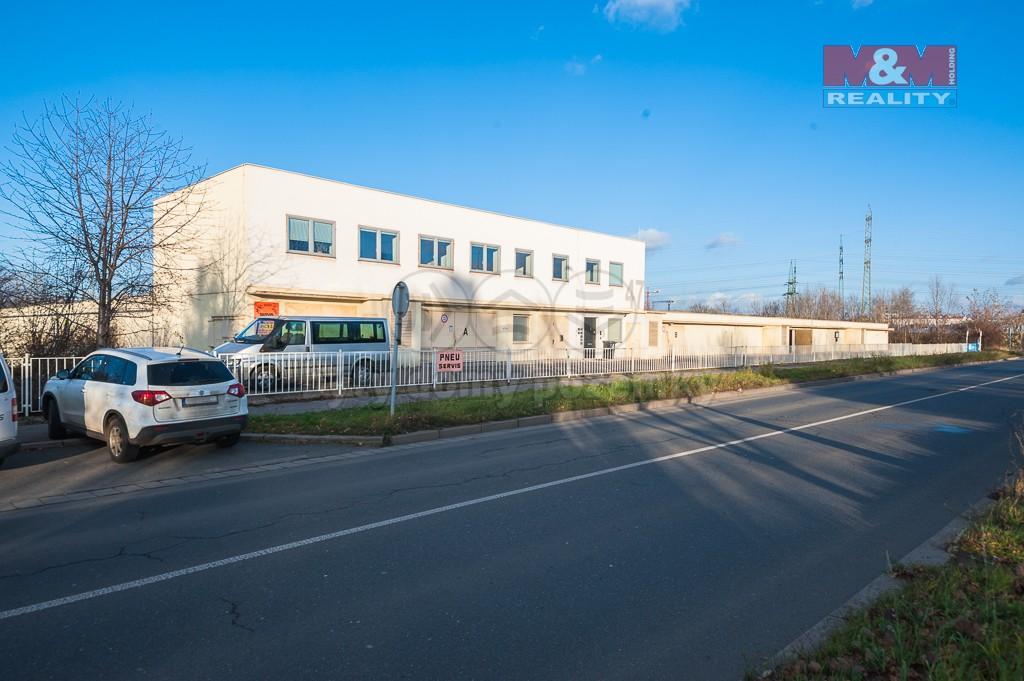 Prodej, garáž, 17 m², Praha, ul. K Ládví