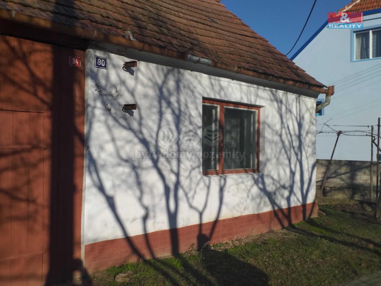 Prodej, rodinný dům, 167 m², Svatobořice-Mistřín