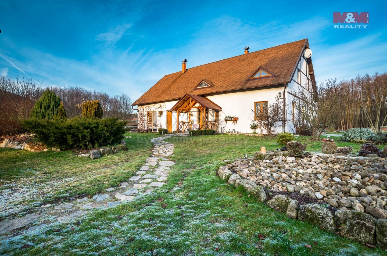 Prodej, rodinný dům 6+1, Heřmanice v Podještědí
