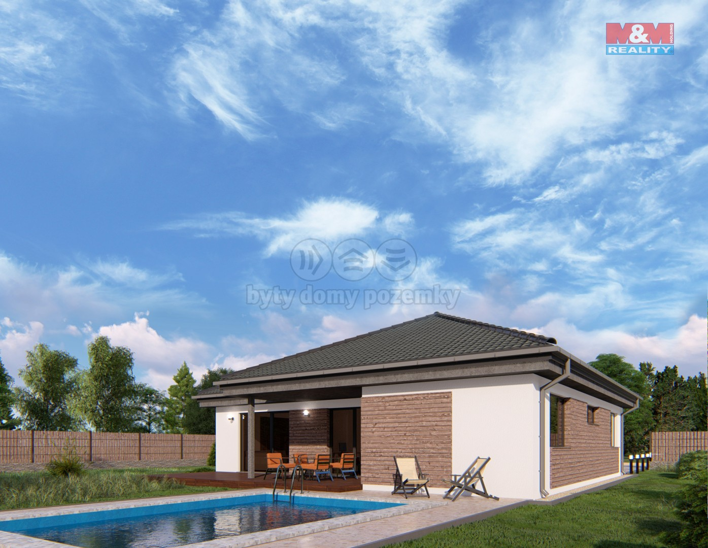 Prodej, rodinný dům 4+kk, 1390 m2, Řestoky u Chrasti