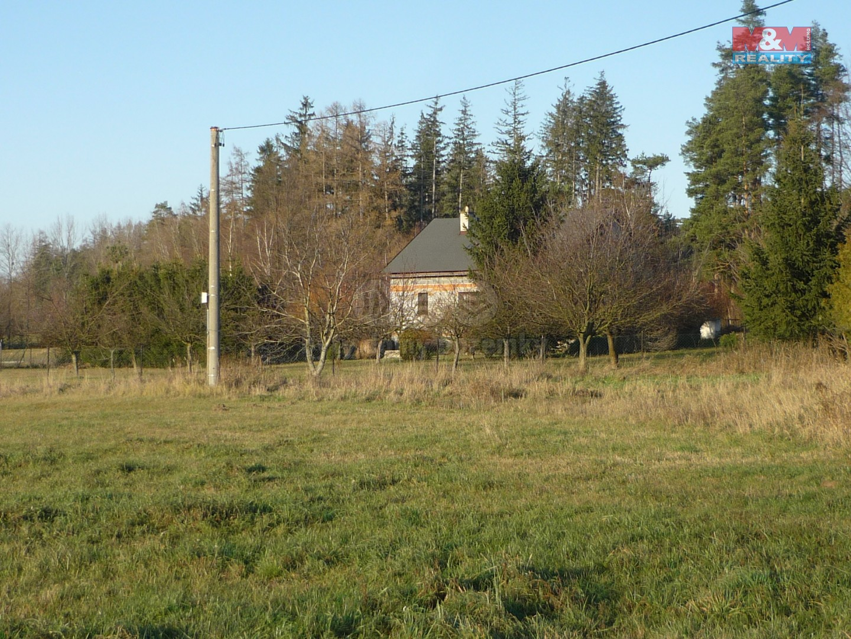 Prodej, pozemek, Budislav