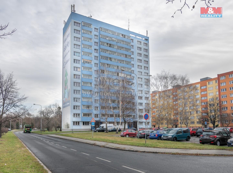 Prodej, byt 2+1, 56 m², Ostrava, ul. Dr. Martínka