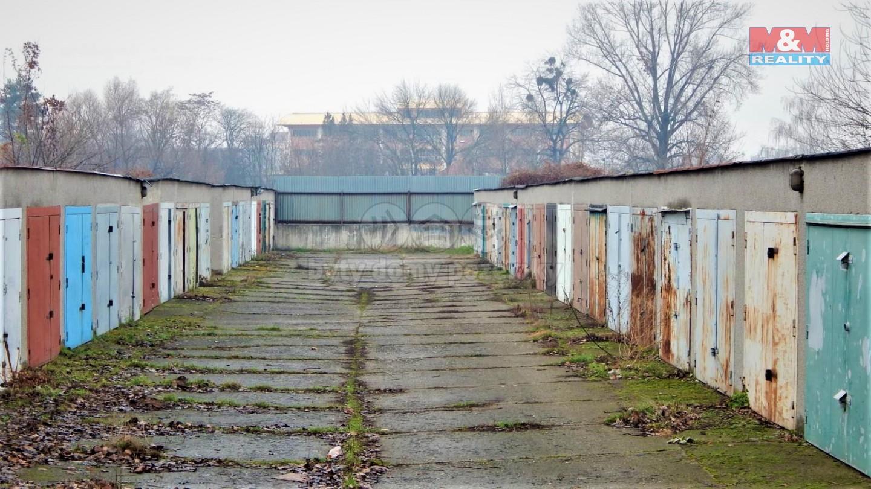 Prodej, garáž, 18 m2, Přerov, ul. Kojetínská