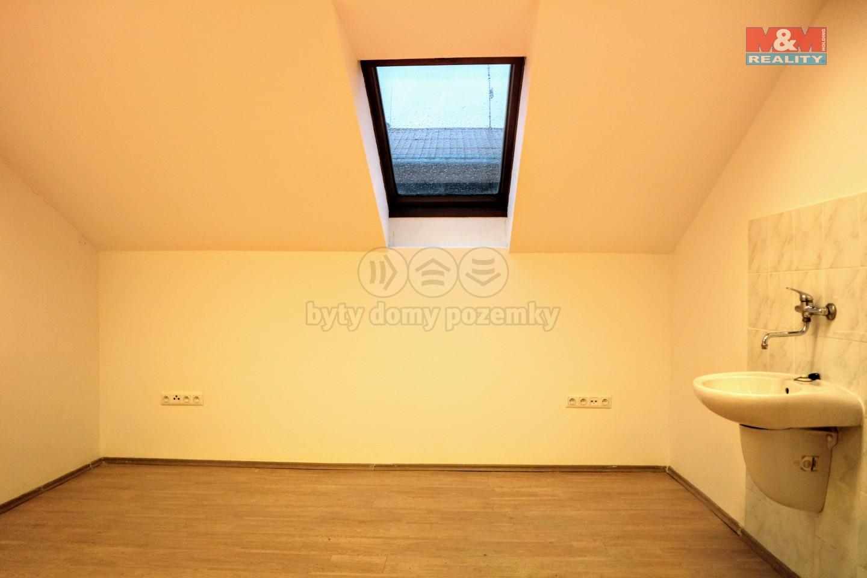 Pronájem, byt 1+kk, 13 m², Ostrava, ul. Šalounova