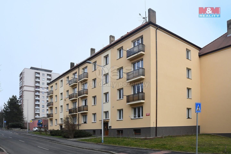 Prodej, byt 2+1, 52 m², Příbram, ul. S. K. Neumanna