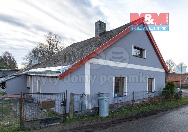 Prodej, rodinný dům, Trhová Kamenice, ul. Hlinecká