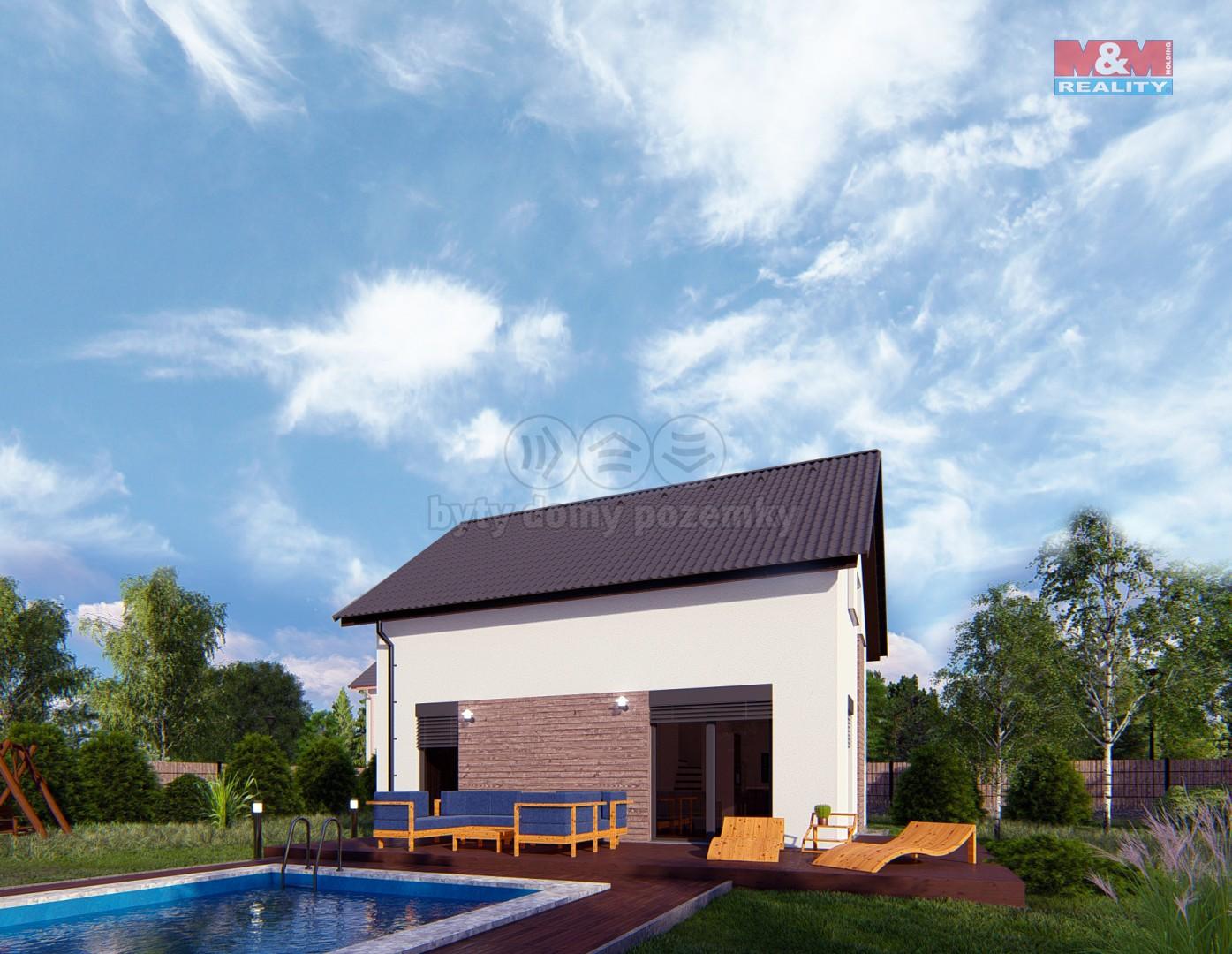 Prodej, výstavba RD s pozemkem, 808 m2, Smržovka