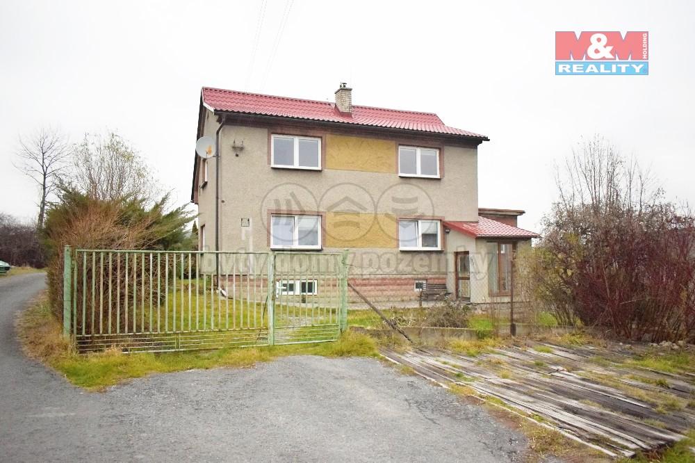 Prodej, rodinný dům 5+1, Bruzovice