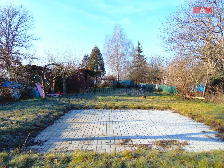Prodej, zahrada, 722 m2, Žatec