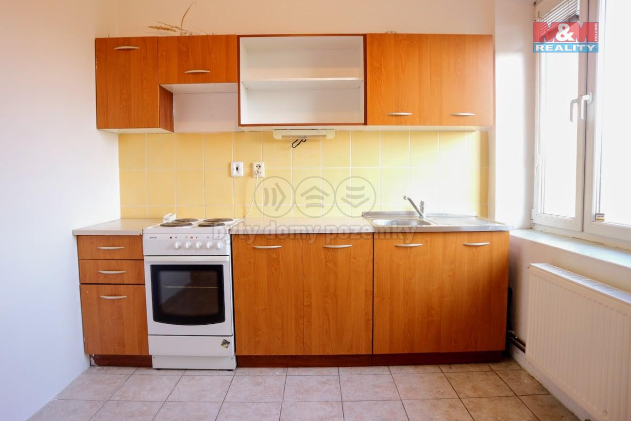 Pronájem, byt 1+1, 44 m², Ostrava, ul. Na Pěčonce
