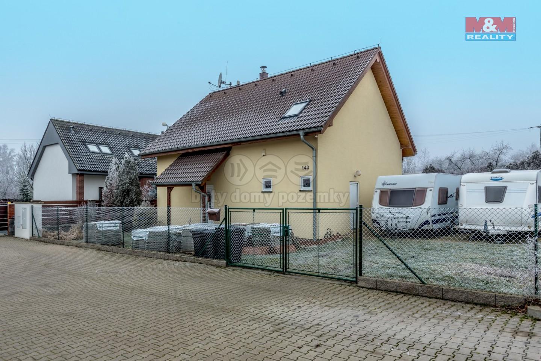 Prodej, rodinný dům, 140 m², Jeníkov, okr. Teplice