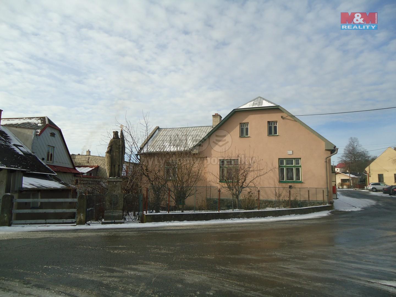 Prodej, rodinný dům, 500 m², Bystré u Poličky