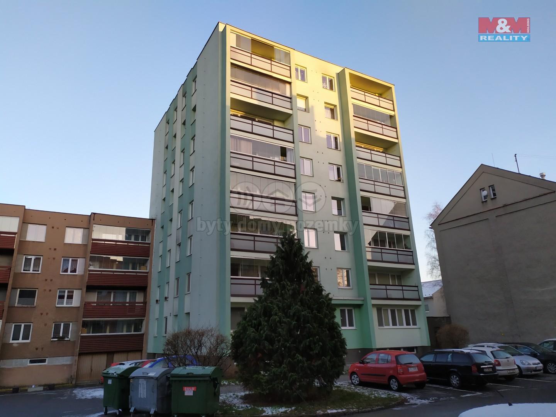 Prodej, byt 3+1, 68 m², Nový Jičín, ul. Nádražní