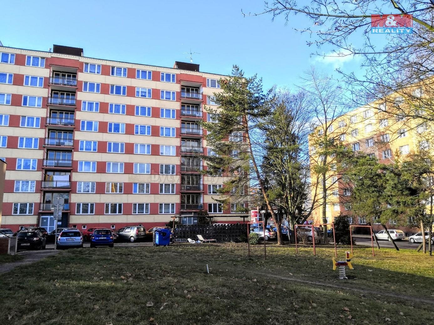 Prodej, byt 2+1, 58 m2, Plzeň, ul. Macháčkova
