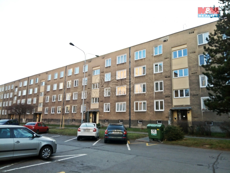 Pronájem, byt 1+kk, 22 m2, Ostrava - Hrabůvka, ul. Krakovská