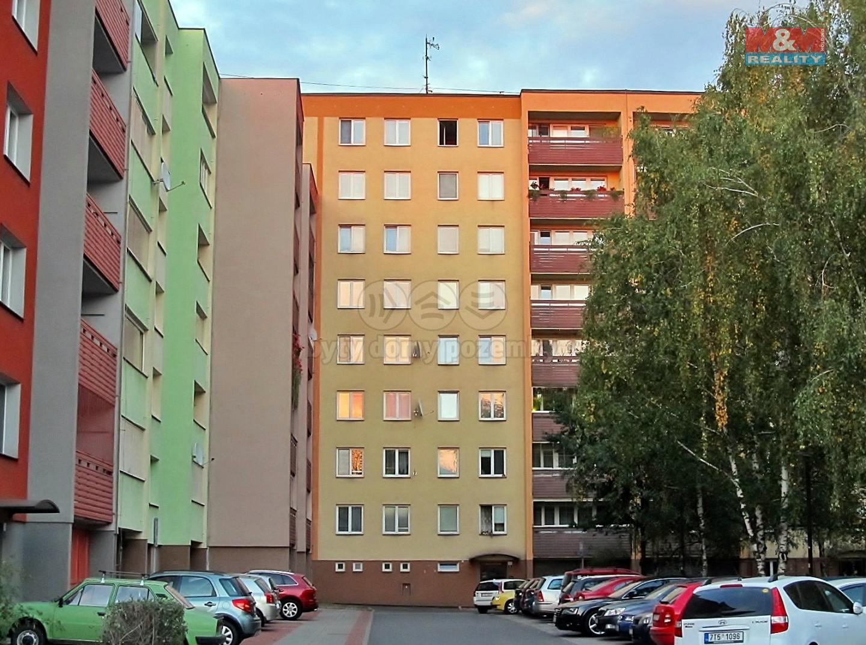 Pronájem, byt 1+kk, 27 m², Ostrava, ul. Křižíkova