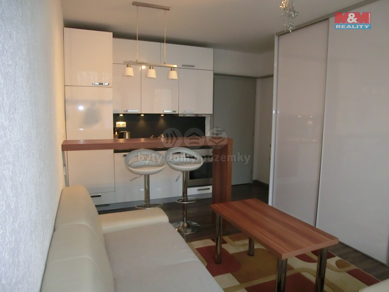 Pronájem, byt 1+kk, 35 m², Opava, ul. Grudova