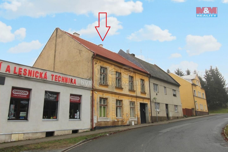 Prodej, rodinný dům, ul. Zámecká, Planá