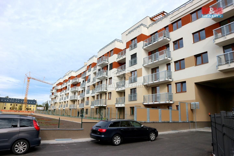 Pronájem, byt 2+kk+B, Plzeň, ul. Rybářská