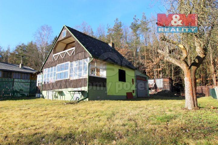 Prodej, chata, 55 m², Stříbro, Butov