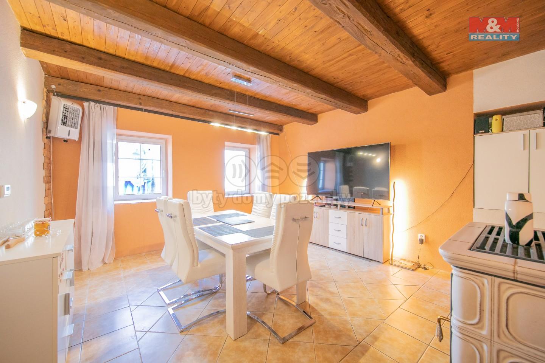 Prodej, rodinný dům, 200 m², Hnojice