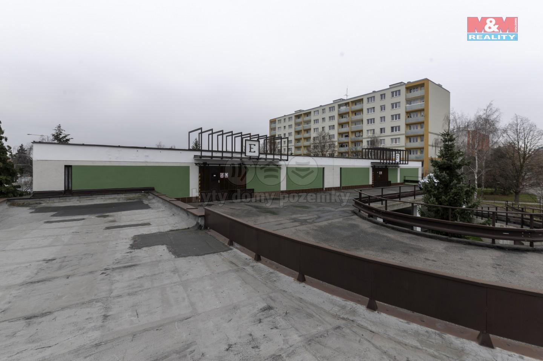 Prodej, garáž, 17 m², Praha 8, ul. U Slovanky