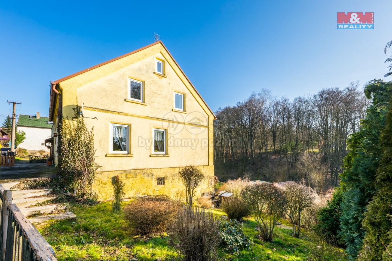 Prodej, rodinný dům 6+2, 809 m², Hazlov