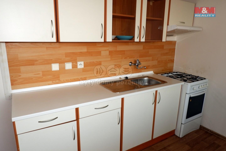 Pronájem, byt 1+1, 36 m², Ostrava, ul. Dr. Martínka