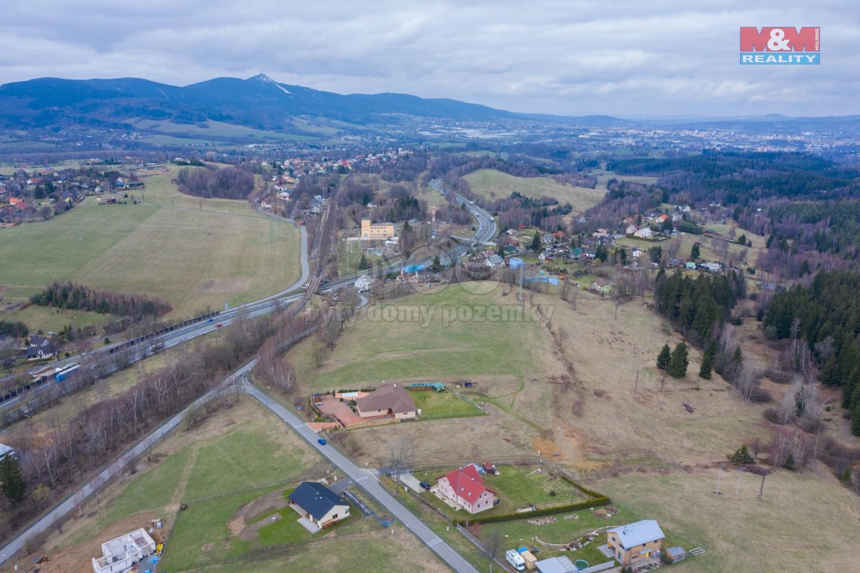 Prodej, pozemek k bydlení, 2000m2 Jeřmanice
