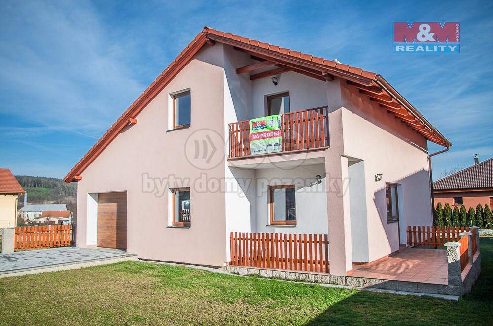 (Prodej, rodinný dům 6+kk, Kosova Hora), foto 1/31