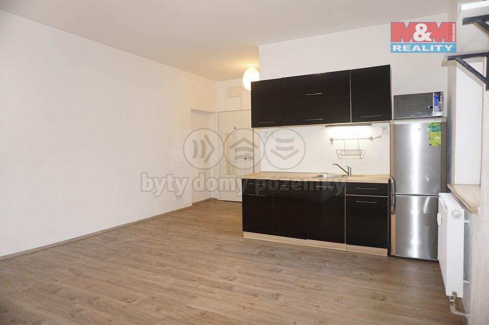 Prodej, byt 1+kk, 28 m2, Brno, ul. Mlýnská